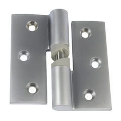 1 x Square Edged Hinge