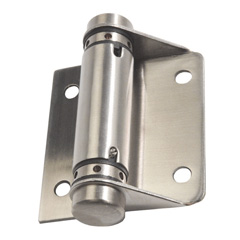 1 x Spring Hinges, Stainless Steel.