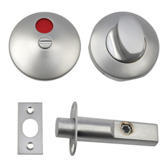 300M Series: Diecast Zinc Morticed Lock & Indicator Set