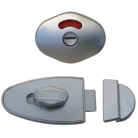 600 Series: Chrome Slide Lock Indicator Set