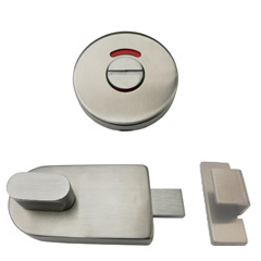 700 Series: Stainless Steel Lock & Indicator Set