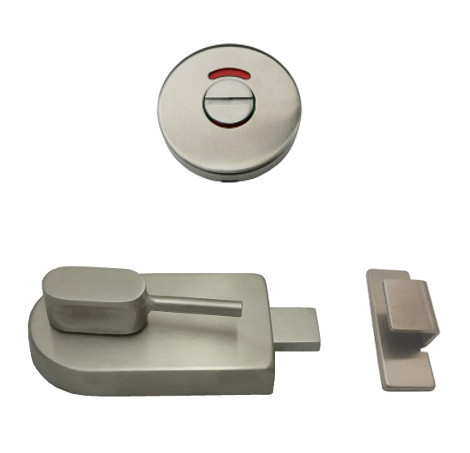 700 Series: Stainless Steel Ambulant Lock & Indicator Set