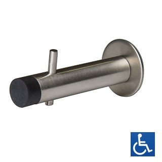 Stainless Steel Pin Hook & Bumper