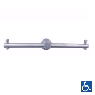700 Series: Stainless Steel Dual Toilet Roll Holder