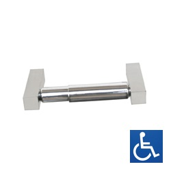Paterson Series: Square-Mount Toilet Roll Holder