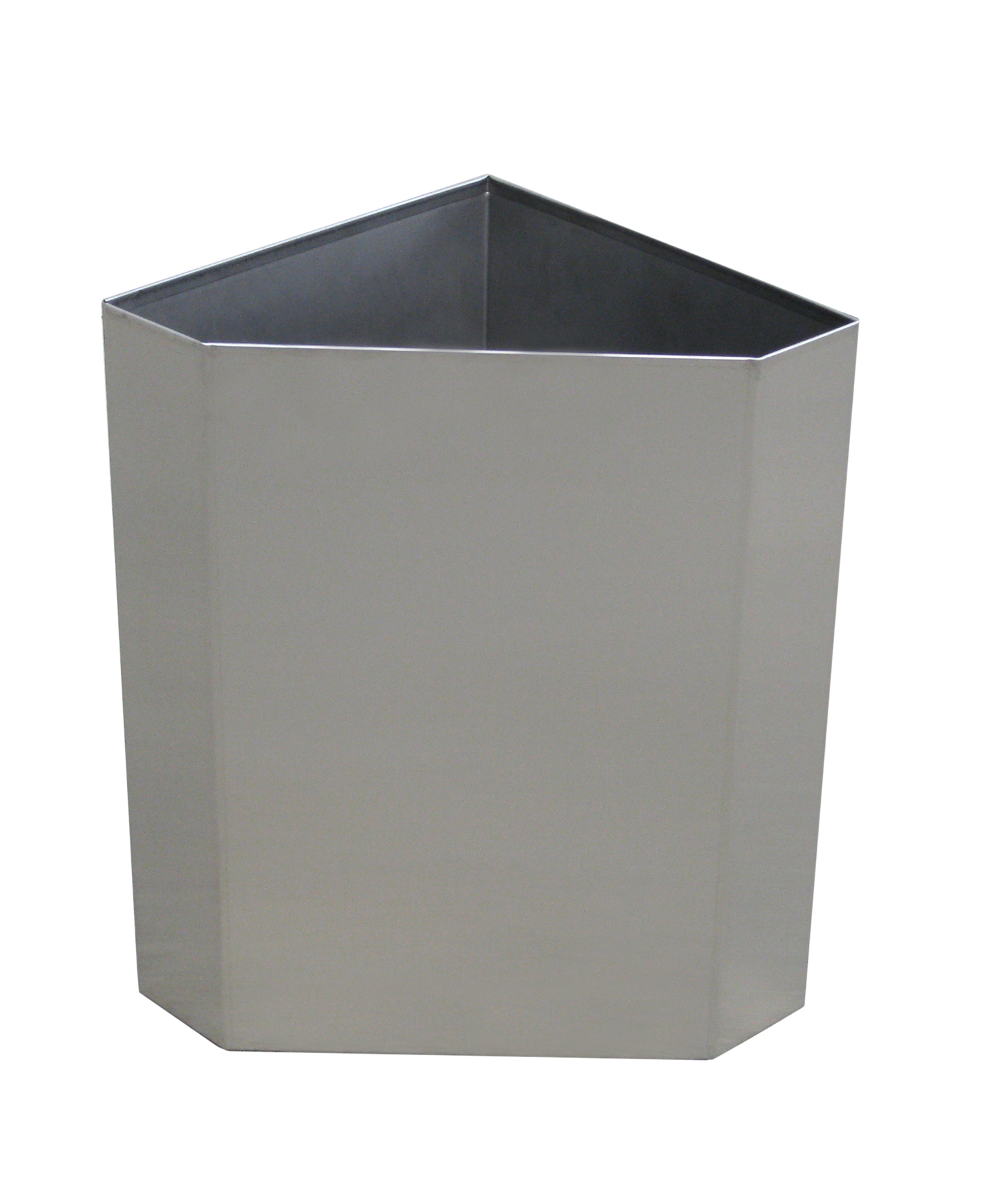 19L Corner Waste Receptacle