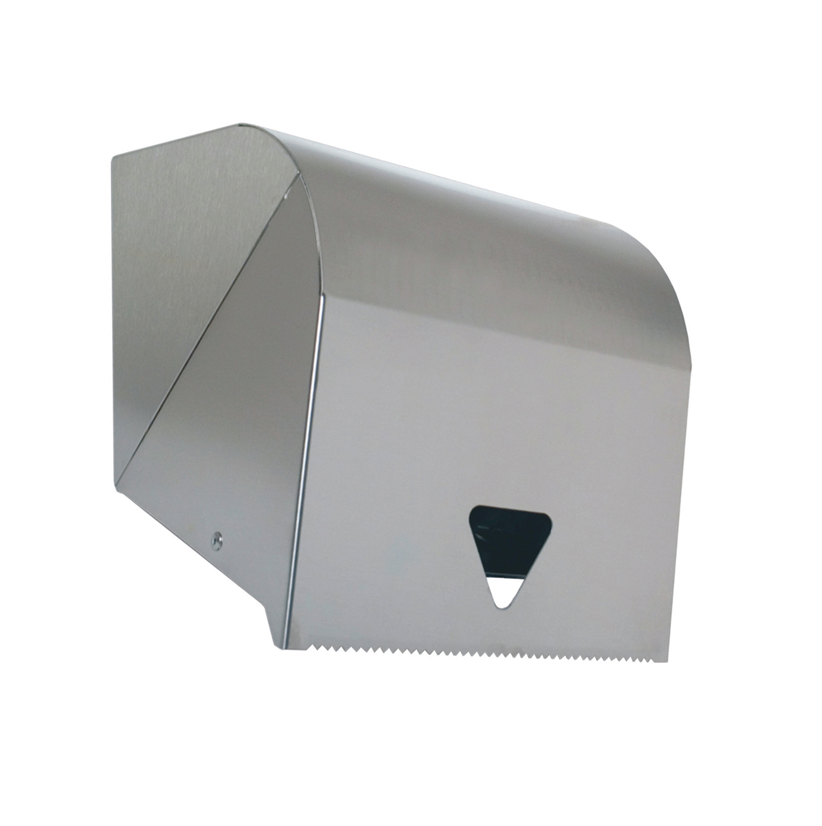 Paper Roll Towel Dispenser, W =PC White & SS =Stainless Steel