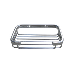 Soap Basket - Chrome Plated Brass
