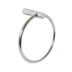 Lawson Series: Round-Mount Towel Ring