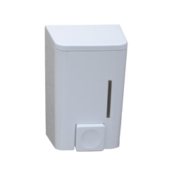 Soap Dispenser 600ml – White ABS
