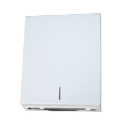 Paper Towel Dispenser - White PC