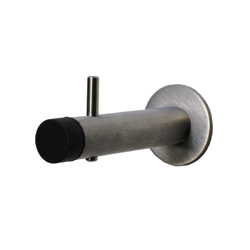 Coat Hook with Bumper - SSS