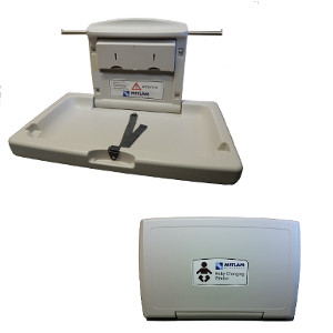 Metlam Horizontal Baby Change Station