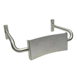 Antimicrobial Vandal Proof Toilet Backrest