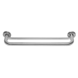 Disabled 600mm Combination 19mm Towel / 25mm Grab Rail – SSS