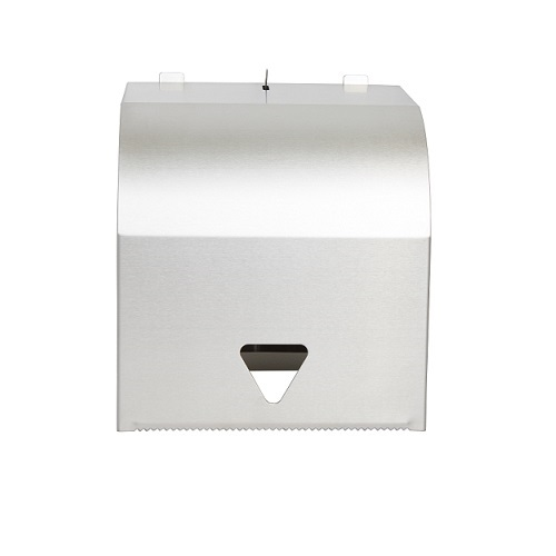 White Paper Towel Dispenser