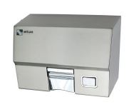Push-Button Stainless Steel Hand Dryer