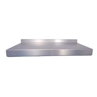 Antimicrobial Stainless Steel Utility Shelf