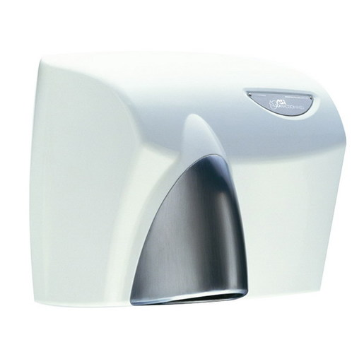 Satin Chrome Hand Dryer