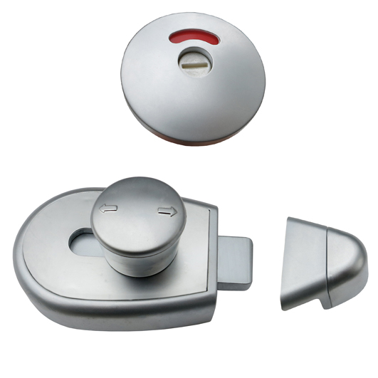 XCEL Series: Diecast Zinc Slide Lock & Indicator Set